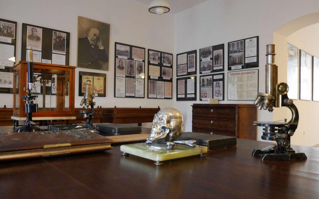 Uprzejmie informujemy, że w dniach 17.09. – 30.09.2019 Muzeum Doktora  Roberta Kocha będzie nieczynne.