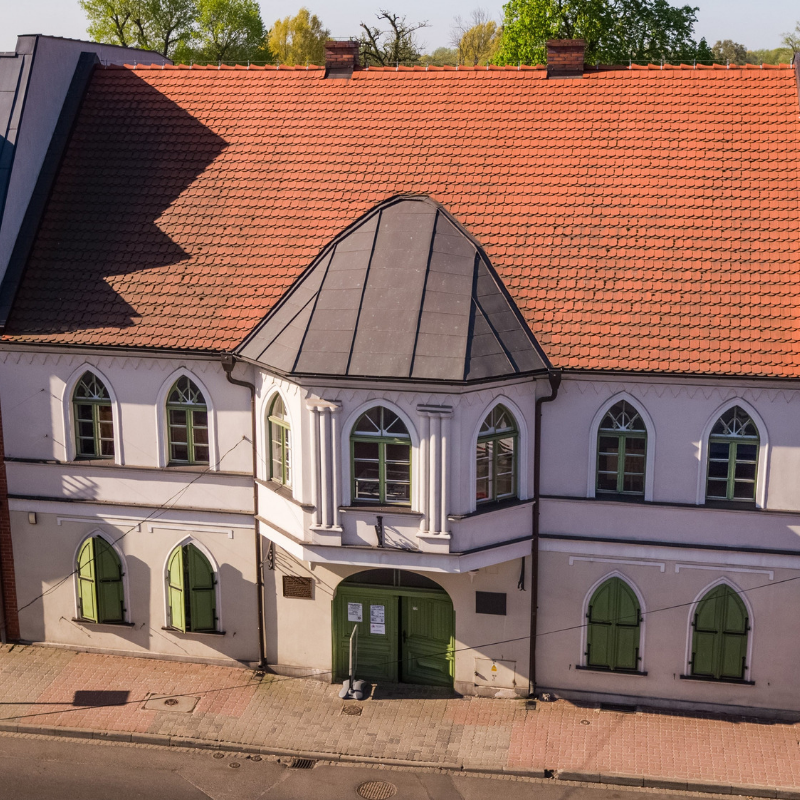 Budynek Muzeum Dr. Roberta Kocha