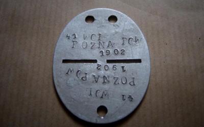 """""""1939-1945. Ziemia wolsztyńska i jej mieszkańcy w czasie II Wojny Światowej"""" czynna do 31.01.2020 r."""