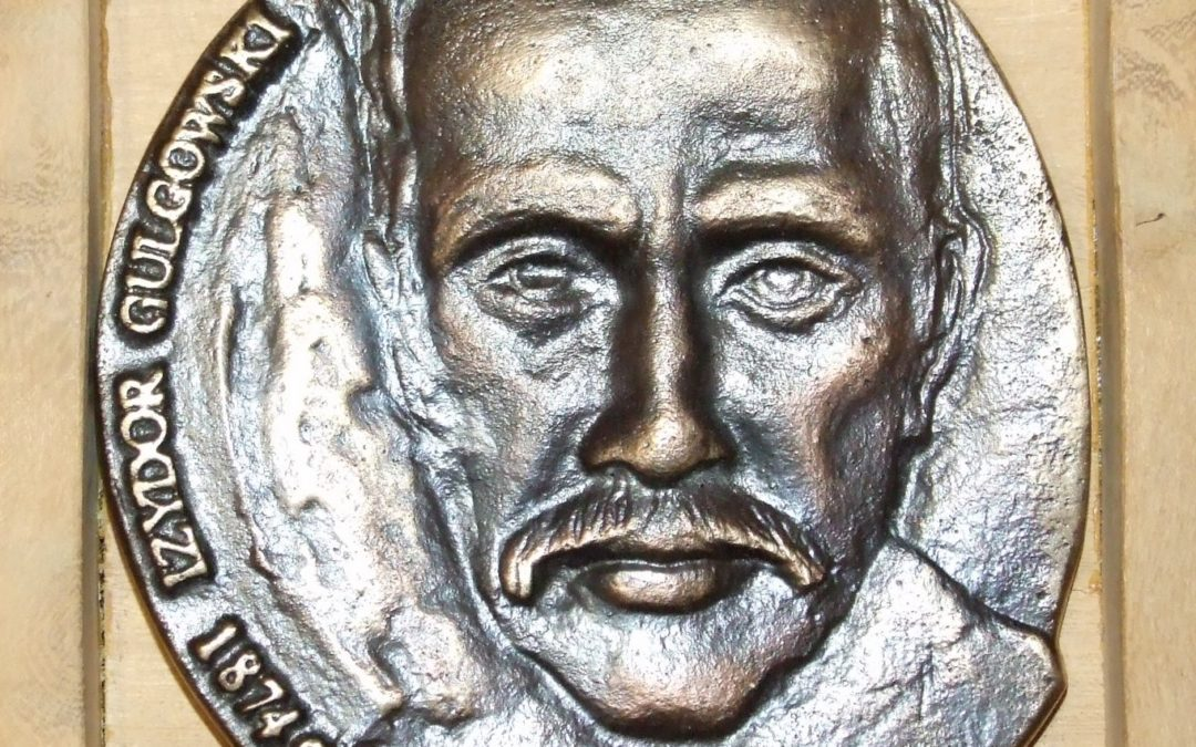 Medal im. Izydora Gulgowskiego dla Pani dyrektor Zofii Chwalisz